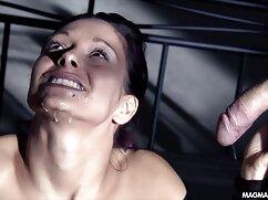 دختر اهل تفریح و بازی درخواست دوست خود را به او غذا با بزرگ سکسبرادرخواهر