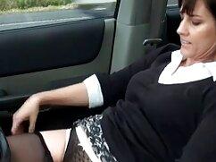 در یک سفر کسب و کار ، یک خانم بلوند تصمیم به تجربه مسابقه سکس زوری خواهر برادر